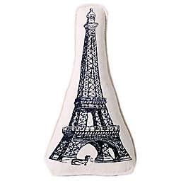Harry Barker Eiffel Tower Canvas Multicolor Dog Toy