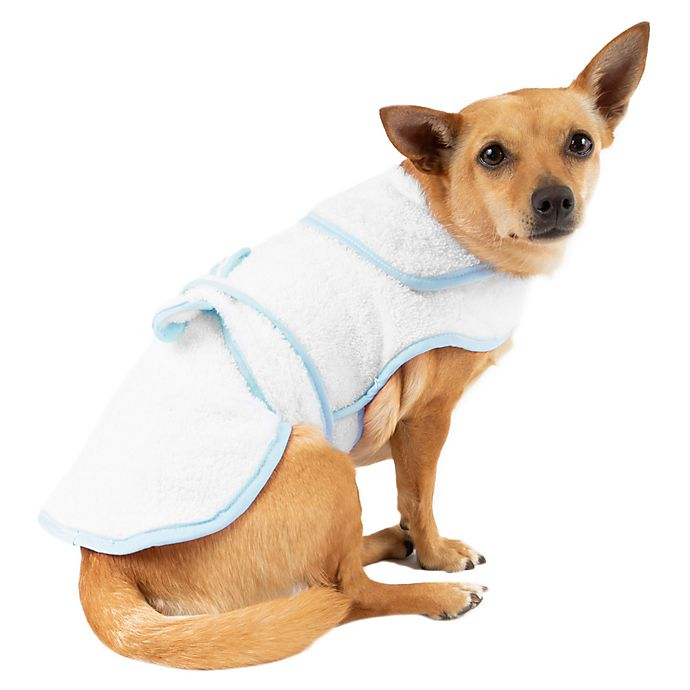 Alternate image 1 for Harry Barker® Terry Cloth Dog Robe