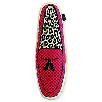 Harry Barker® Leopard Slipper Canvas Dog Toy