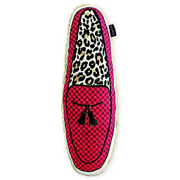 Harry Barker® Leopard Slipper Canvas Dog Toy