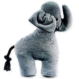 Harry Barker Elephant Plush Toy in Grey
