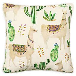 Boho Living Andes Square Throw Pillow