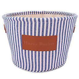 Harry Baker Vintage Stripe Toy Bin