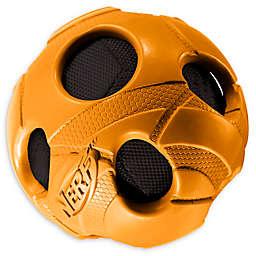 Nerf Dog 3.8-Inch Bash Crunch Ball in Orange