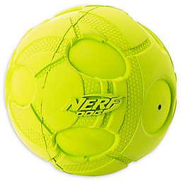 Nerf Dog 3.8-Inch Bash Squeak Ball in Green