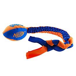 Nerf® Dog Nylon Vortex in Blue/Orange