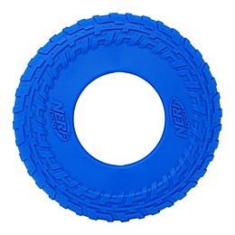 Nerf 10-Inch Dog Tire Flyer in Blue
