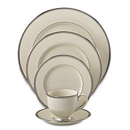 Lenox® Tuxedo™ Platinum Dinnerware Collection