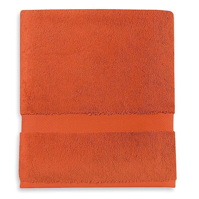 Alternate image 1 for Wamsutta® 805 Turkish Cotton Bath Towel in Mandarin
