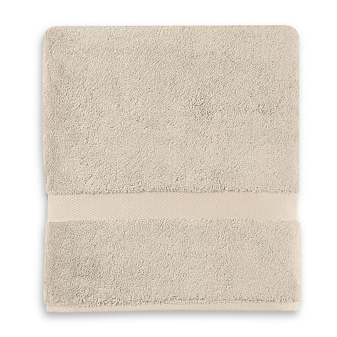 Alternate image 1 for Wamsutta® 805 Turkish Cotton Bath Towel in Linen