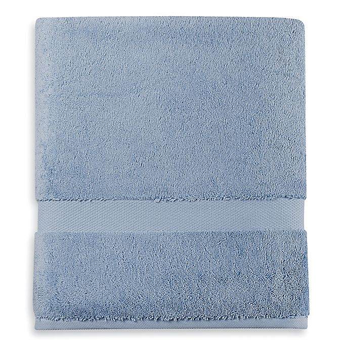 Alternate image 1 for Wamsutta® 805 Turkish Cotton Bath Towel in French Blue