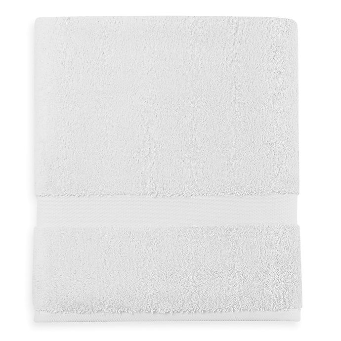 Alternate image 1 for Wamsutta® 805 Turkish Cotton Bath Towel in White