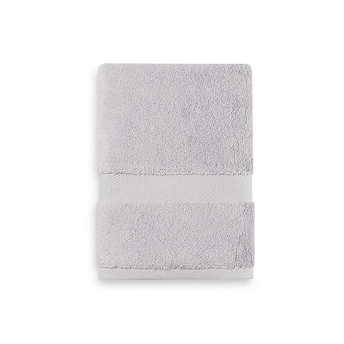 Buy Turkish Hand Towel: Buy Wamsutta® 805 Turkish Cotton Hand Towel In Silver From