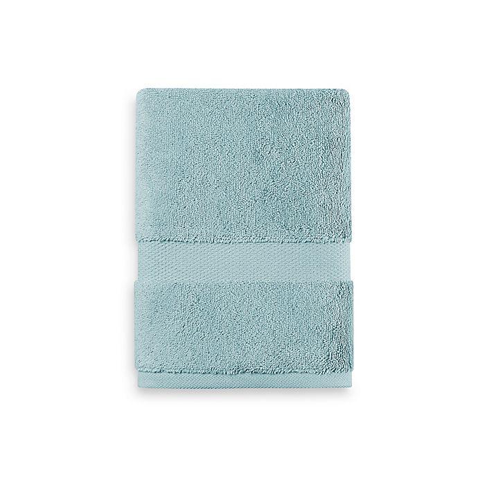 Buy Turkish Hand Towel: Buy Wamsutta® 805 Turkish Cotton Hand Towel In Aqua From