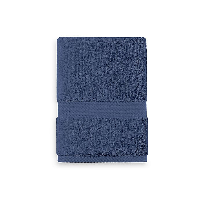 Buy Turkish Hand Towel: Buy Wamsutta® 805 Turkish Cotton Hand Towel In Peacock