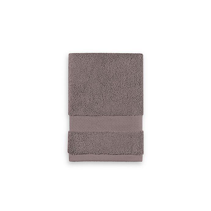 Alternate image 1 for Wamsutta® 805 Turkish Cotton Washcloth in Lead