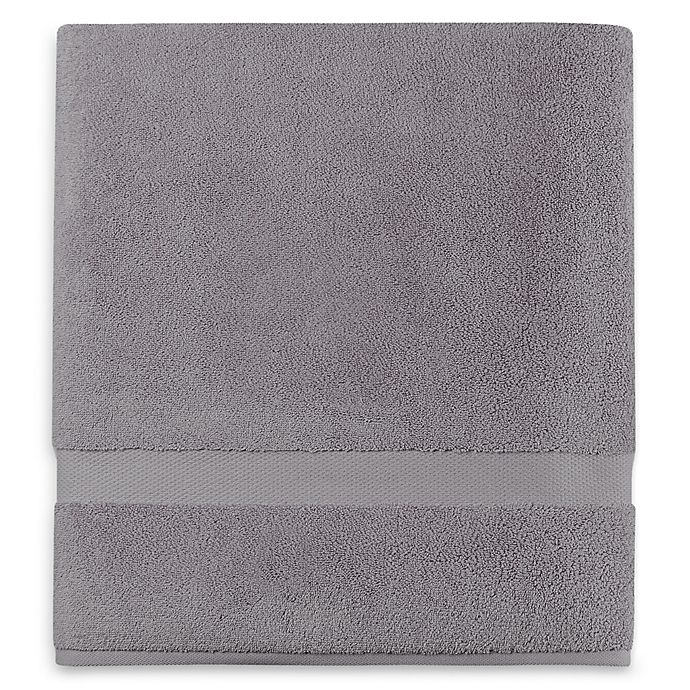 Alternate image 1 for Wamsutta® 805 Turkish Cotton Bath Sheet in Slate