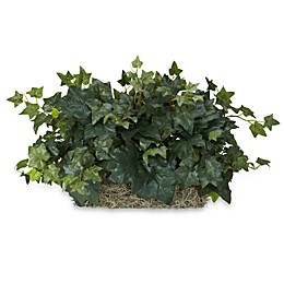 Nearly Natural 14-Inch Silk Ivy Ledge Plant