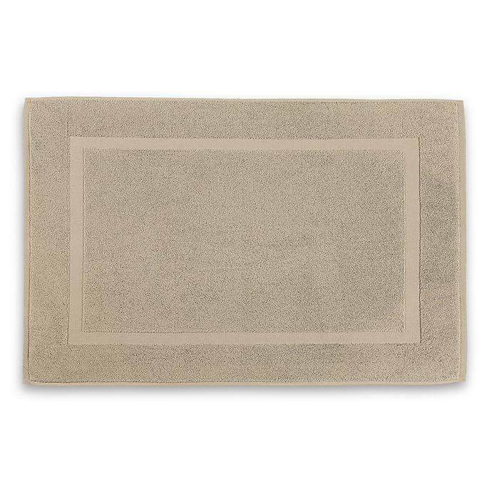 Alternate image 1 for Wamsutta® 805 Turkish Cotton Bath Mat in Latte