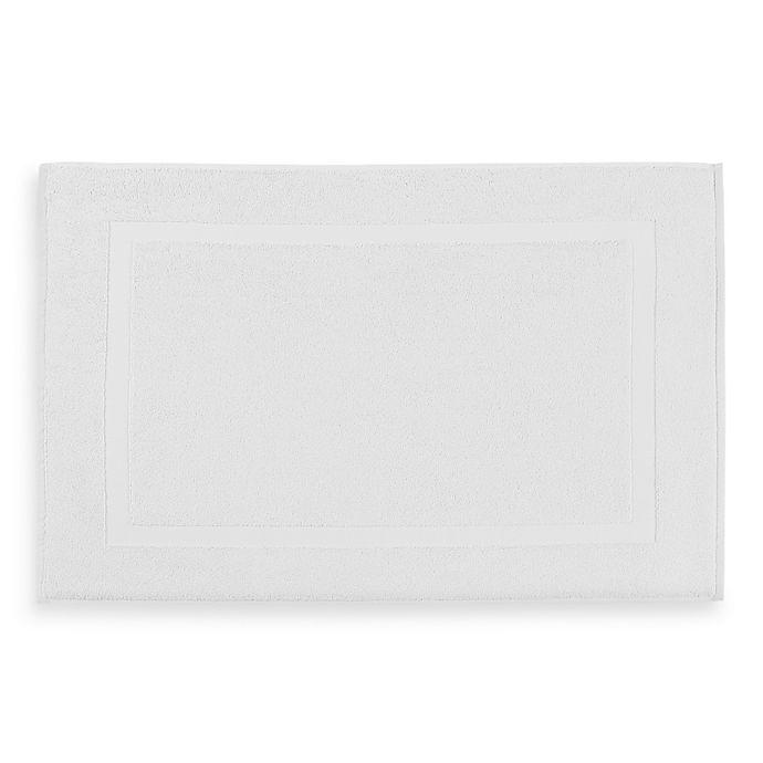 Alternate image 1 for Wamsutta® 805 Turkish Cotton Bath Mat in White
