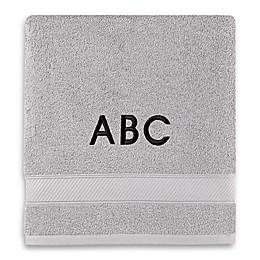 Monogrammed Wamsutta® Hygro® Duet Bath Towel Collection