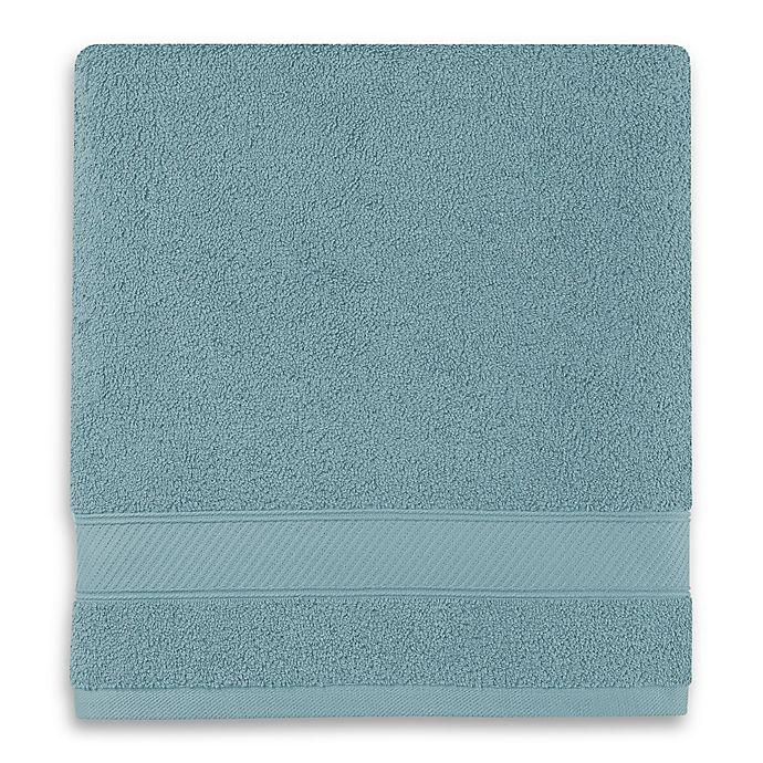 Alternate image 1 for Wamsutta® Hygro® Duet Bath Towel in Cameo Blue