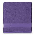 Wamsutta® Hygro® Duet Bath Towel in Grape