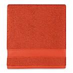 Wamsutta® Hygro® Duet Bath Towel in Paprika