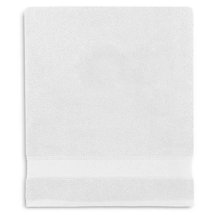 Alternate image 1 for Wamsutta® Hygro® Duet Bath Towel in White