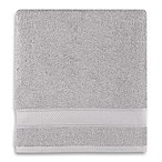 Wamsutta® Hygro® Duet Bath Towel in Chrome
