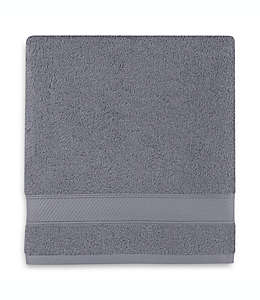 Toalla de medio baño Wamsutta® Hygro® Duet, en gris peltre