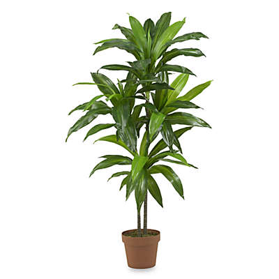 Nearly Natural Real Touch 48-Inch Dracaena Silk Plant
