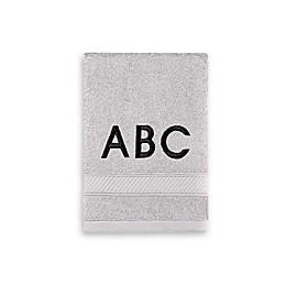 Monogrammed  Wamsutta®  Hygro® Duet Hand Towel