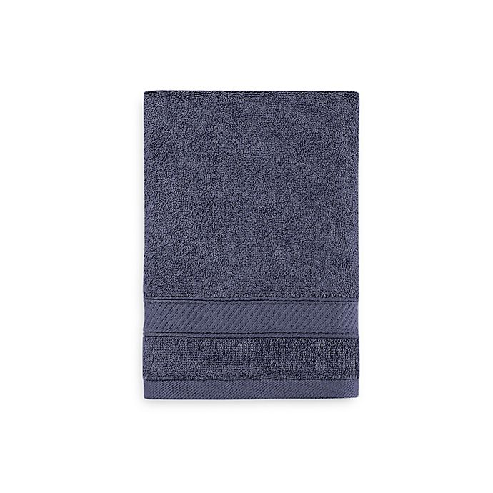 Alternate image 1 for Wamsutta® Hygro® Duet Hand Towel in New Blue