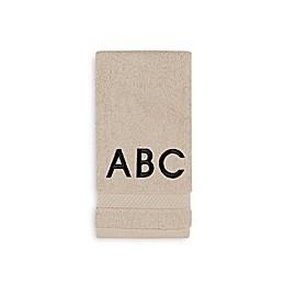 Monogrammed Wamsutta® Hygro® Duet Fingertip Towel
