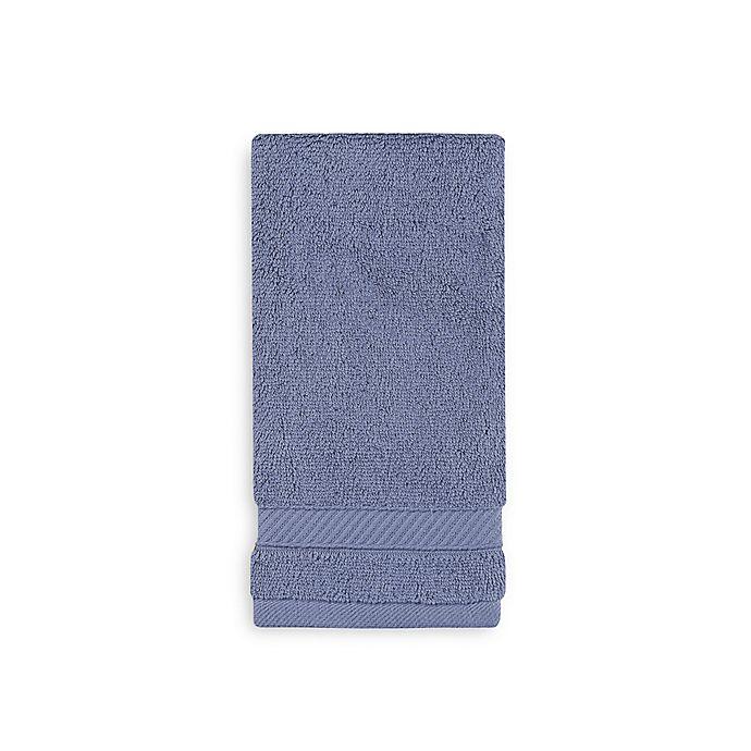 Alternate image 1 for Wamsutta® Hygro® Duet Fingertip Towel in Slate