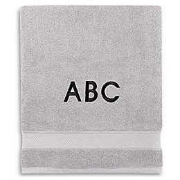 Monogrammed  Wamsutta® Hygro® Duet Bath Sheet