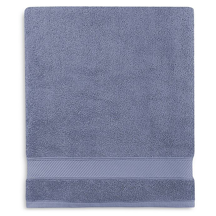 Alternate image 1 for Wamsutta® Hygro® Duet Bath Sheet in Slate