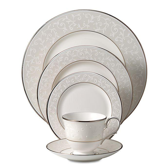 Alternate image 1 for Lenox® Opal Innocence Dinnerware Collection