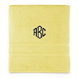 Monogrammed  Wamsutta®  Ultra Soft MICRO COTTON Bath Towel