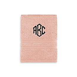 Monogrammed Wamsutta® Ultra Soft MICRO COTTON Hand Towel