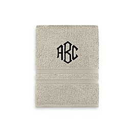 Monogrammed Wamsutta® Ultra Soft MICRO COTTON Hand Towel