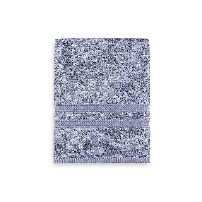 Alternate image 1 for Wamsutta® Ultra Soft MICRO COTTON® Hand Towel in Cornflower