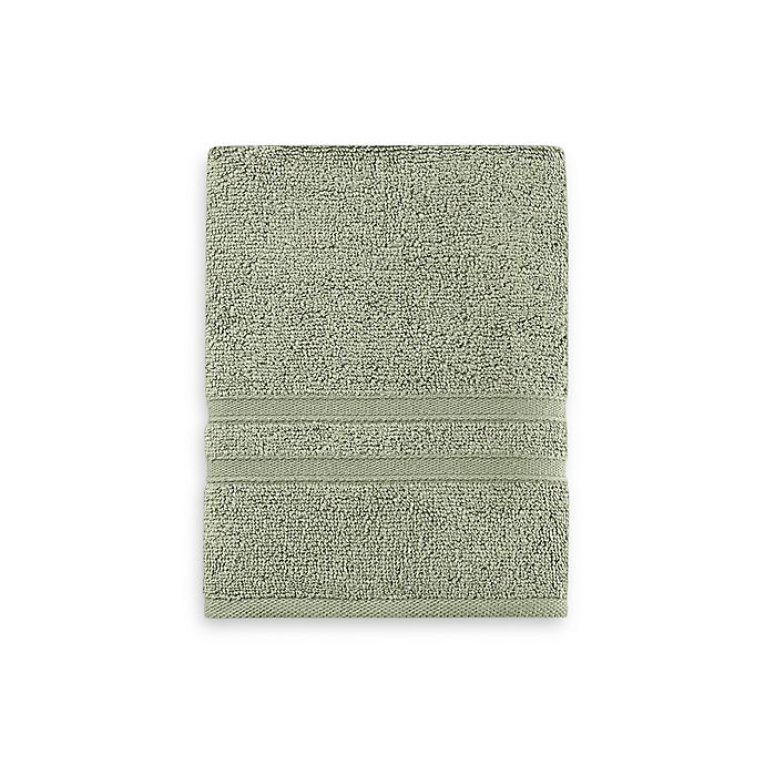 Alternate image 1 for Wamsutta® Ultra Soft MICRO COTTON® Hand Towel in Sage