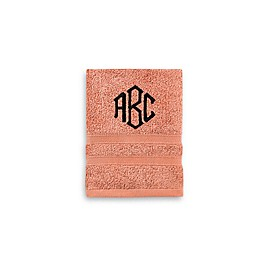 Monogrammed  Wamsutta®   Ultra Soft MICRO COTTON Washcloth