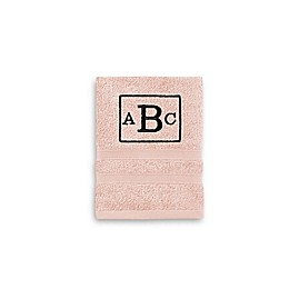 Monogrammed  Wamsutta®   Ultra Soft MICRO COTTON Washcloth