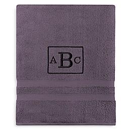 Monogrammed  Wamsutta®  Ultra Soft MICRO COTTON Bath Sheet