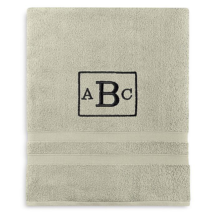 Alternate image 1 for Wamsutta® Ultra Soft MICRO COTTON Bath Sheet in Soft Sage