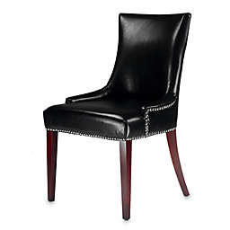 Safavieh Becca Leather Dining Chair
