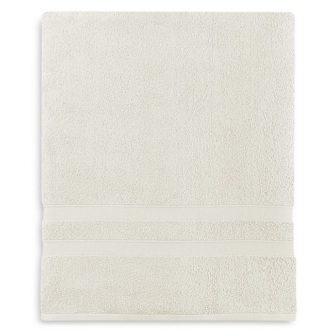 Alternate image 1 for Wamsutta® Ultra Soft MICRO COTTON® Bath Sheet in Off White